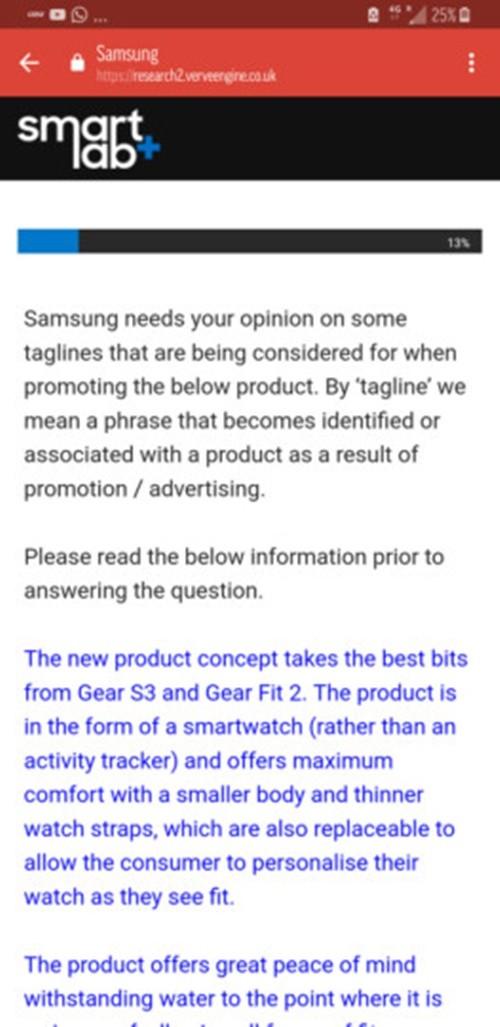 Samsung đang phát triển thiết bị đeo mới, không phải là smartwatch hoàn toàn