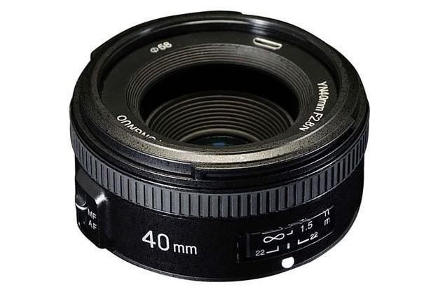 Hé lộ hai ống kính Yongnuo 40mm f/2.8 và 100mm f/2 cho DSLR Nikon - ảnh 4