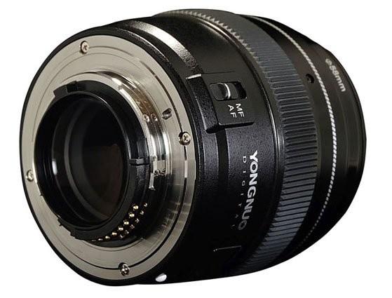 Hé lộ hai ống kính Yongnuo 40mm f/2.8 và 100mm f/2 cho DSLR Nikon - ảnh 7