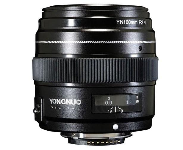 Hé lộ hai ống kính Yongnuo 40mm f/2.8 và 100mm f/2 cho DSLR Nikon - ảnh 9
