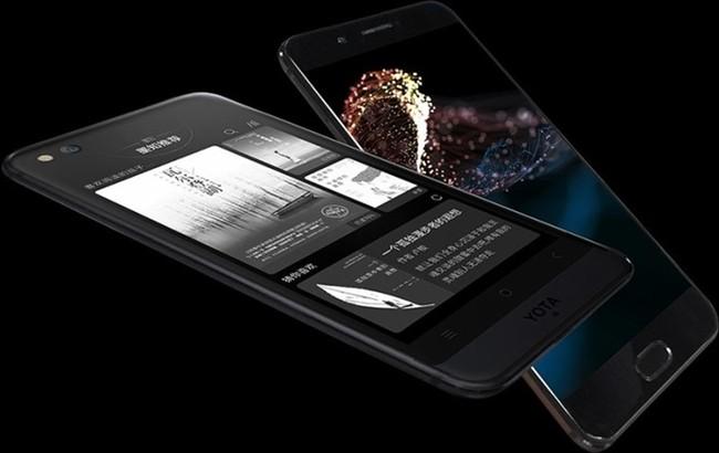 Lộ diện những hình ảnh đầu tiên của điện thoại 2 màn hình Yota 3