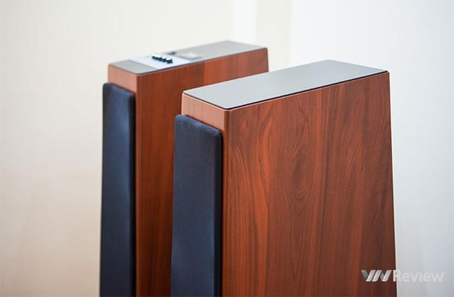 Đánh giá GoldSound W360: Loa cây, chuyên dụng cho karaoke gia đình - ảnh 3