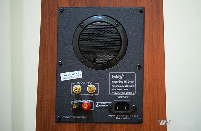 Đánh giá GoldSound W360: Loa cây, chuyên dụng cho karaoke gia đình - ảnh 5
