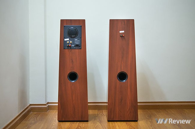Đánh giá GoldSound W360: Loa cây, chuyên dụng cho karaoke gia đình - ảnh 2