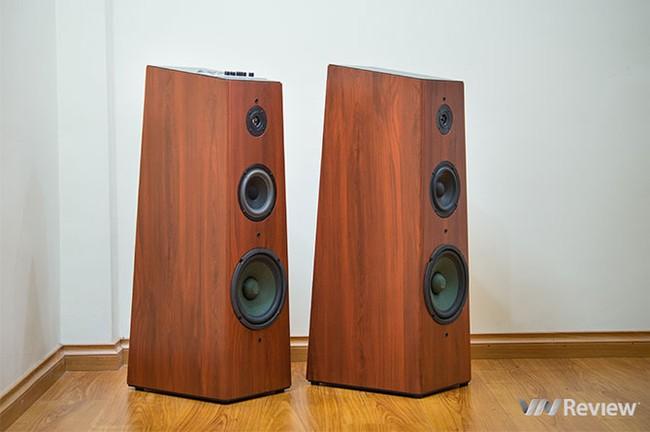 Đánh giá GoldSound W360: Loa cây, chuyên dụng cho karaoke gia đình - ảnh 6