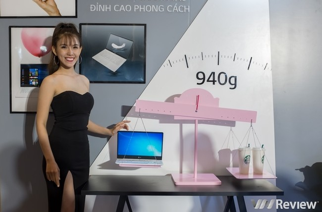 LG chính thức gia nhập thị trường laptop Việt nam với dòng LG gram mỏng nhẹ - ảnh 14