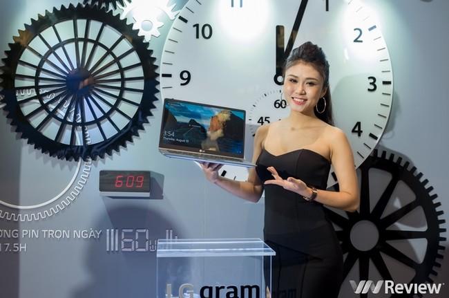 LG chính thức gia nhập thị trường laptop Việt nam với dòng LG gram mỏng nhẹ - ảnh 16