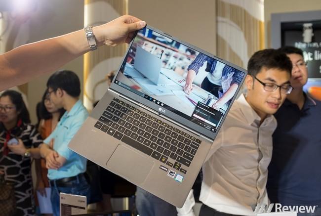 LG chính thức gia nhập thị trường laptop Việt nam với dòng LG gram mỏng nhẹ - ảnh 13