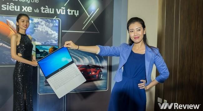 LG chính thức gia nhập thị trường laptop Việt nam với dòng LG gram mỏng nhẹ - ảnh 15