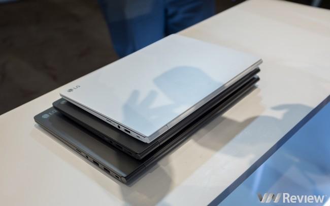LG chính thức gia nhập thị trường laptop Việt nam với dòng LG gram mỏng nhẹ - ảnh 11