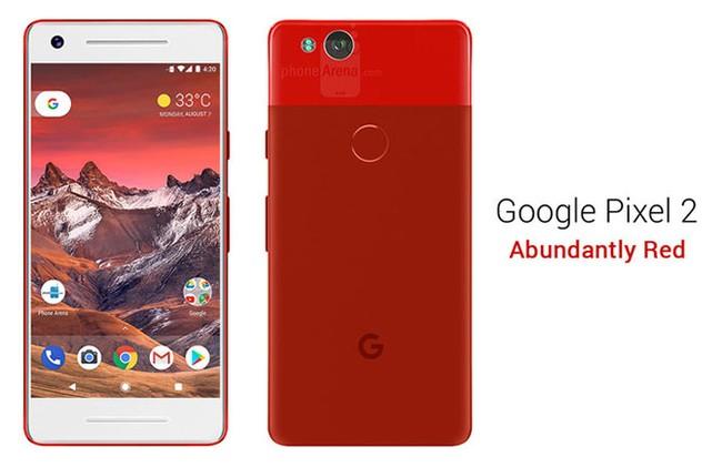"""Ngắm """"bom tấn"""" Google Pixel 2 đủ màu sắc dưới mọi góc độ - ảnh 4"""
