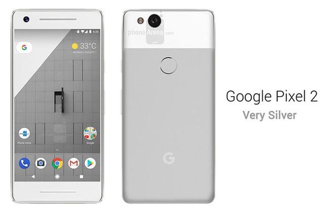 """Ngắm """"bom tấn"""" Google Pixel 2 đủ màu sắc dưới mọi góc độ - ảnh 2"""