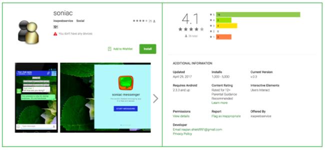 Có đến 1.000 phần mềm gián điệp trên kho ứng dụng Android - ảnh 1