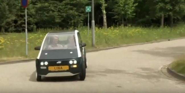 Sinh viên Hà Lan chế tạo xe ô tô điện có thể tự phân hủy sinh học - ảnh 5