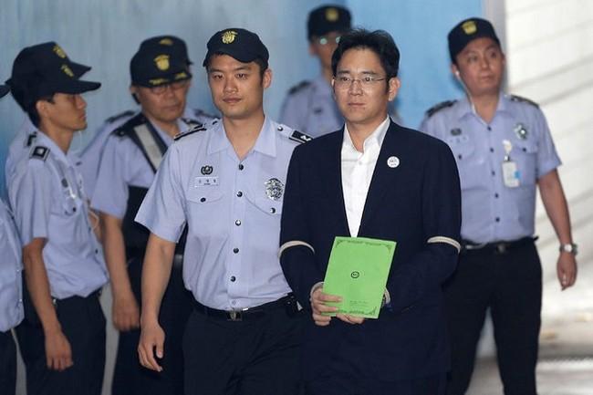 """Không cần """"thái tử"""" Lee Jae-yong, Samsung vẫn sống tốt - ảnh 1"""