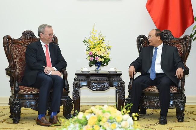 Google có thể sẽ thành lập văn phòng đại diện tại Việt Nam - ảnh 1