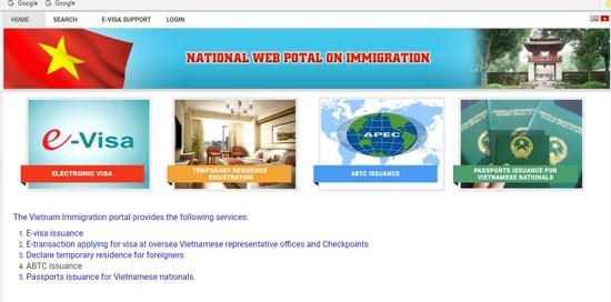 21.000 người nước ngoài đã được Việt Nam duyệt cấp visa điện tử - ảnh 1