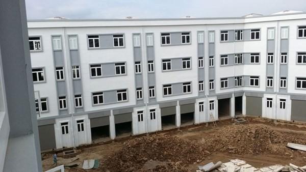 Hà Nội: Chiếm đất công trình phụ trợ để chia lô xây cả trăm căn nhà - ảnh 1