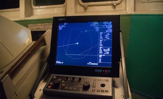 Chùm ảnh tàu ngầm hạt nhân Nga phóng tên lửa Bulava - ảnh 7