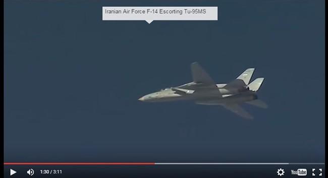 Máy bay Nga được máy bay Iran hộ tống, phóng tên lửa từ không phận Iran đánh IS - ảnh 1