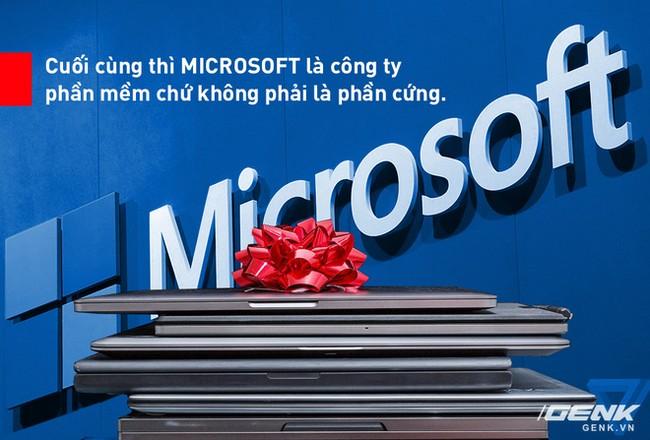 Sự kiện giới thiệu Surface đánh dấu nguyện ước của Microsoft đã hoàn thành - ảnh 4