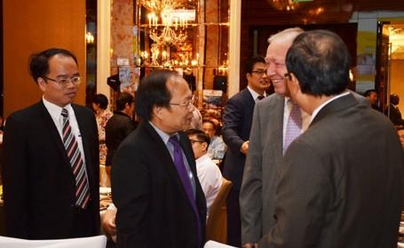 Bộ trưởng Hoàng Tuấn Anh: Sơn Đoòng gây ấn tượng mạnh tại Singapore - ảnh 3