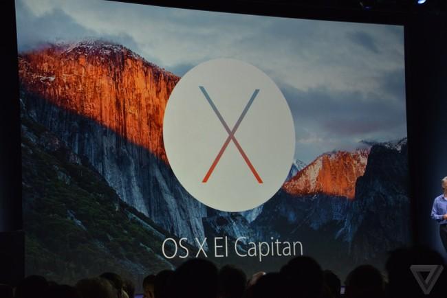 10 công bố quan trọng nhất tại sự kiện WWDC 2015 của Apple - ảnh 1