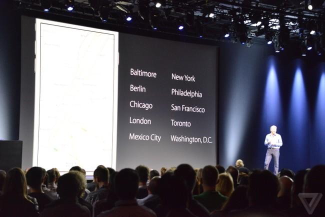 10 công bố quan trọng nhất tại sự kiện WWDC 2015 của Apple - ảnh 5