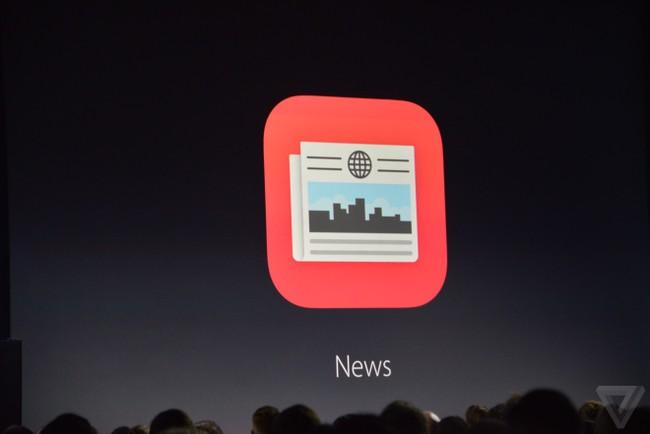 10 công bố quan trọng nhất tại sự kiện WWDC 2015 của Apple - ảnh 6