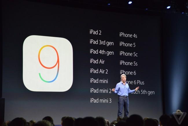 10 công bố quan trọng nhất tại sự kiện WWDC 2015 của Apple - ảnh 2