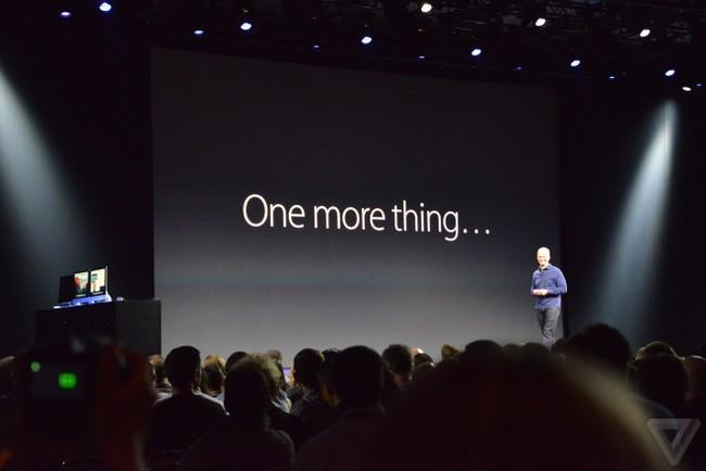 10 công bố quan trọng nhất tại sự kiện WWDC 2015 của Apple - ảnh 10