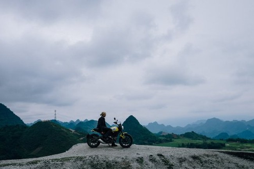 21 ngày xuyên Việt bằng xe máy của phượt thủ Mỹ - ảnh 2