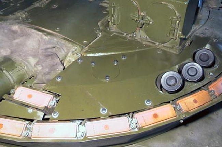 Tổ hợp bảo vệ tăng thiết giáp chủ động Arena-E - ảnh 3