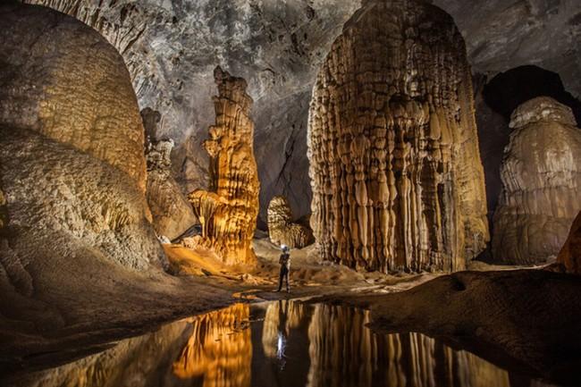 Vẻ đẹp của hang Sơn Đoòng trên báo nước ngoài - ảnh 1