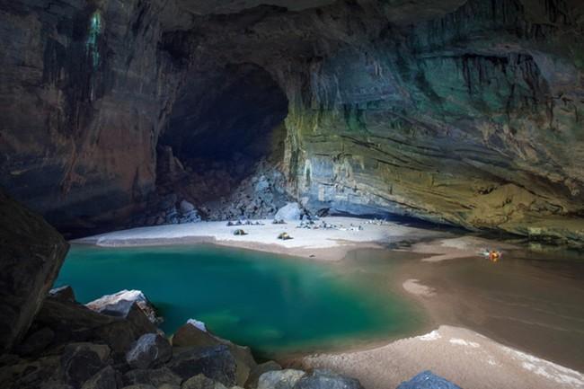 Vẻ đẹp của hang Sơn Đoòng trên báo nước ngoài - ảnh 3