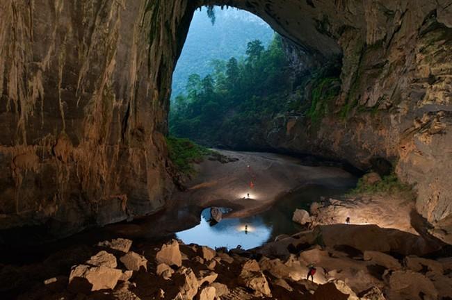 Vẻ đẹp của hang Sơn Đoòng trên báo nước ngoài - ảnh 4