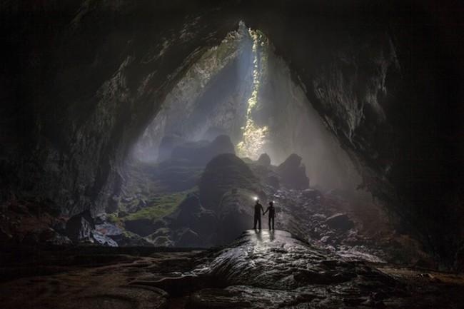 Vẻ đẹp của hang Sơn Đoòng trên báo nước ngoài - ảnh 6