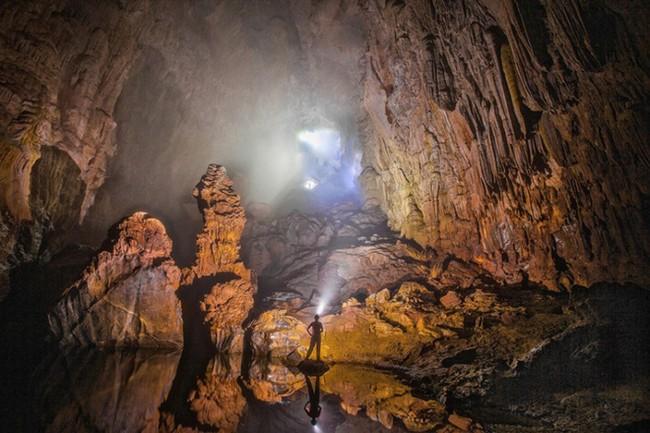Vẻ đẹp của hang Sơn Đoòng trên báo nước ngoài - ảnh 9