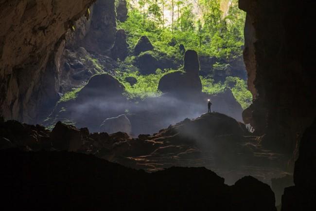 Vẻ đẹp của hang Sơn Đoòng trên báo nước ngoài - ảnh 10