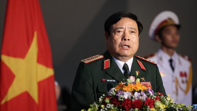 Việt-Mỹ ký Tuyên bố tầm nhìn chung, tăng cường hợp tác quốc phòng - ảnh 1