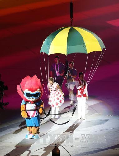 Khai mạc SEA Games 28: Đại tiệc âm thanh, ánh sáng tôn vinh sự phi thường  - ảnh 3