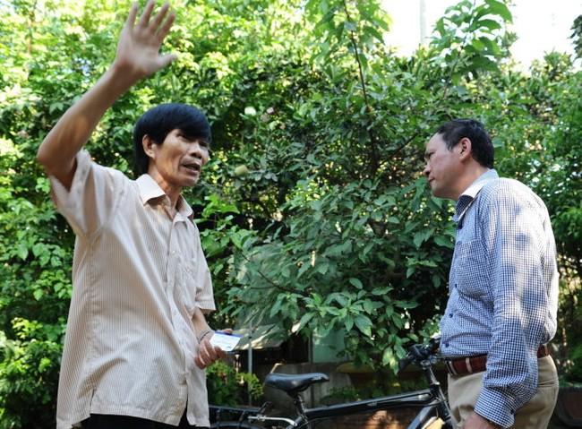 """Ông Nguyễn Sự """"treo ấn từ quan""""  - ảnh 2"""