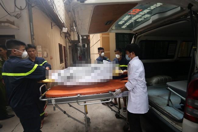 Hiện trường vụ hỏa hoạn khiến 5 người tử vong - ảnh 1
