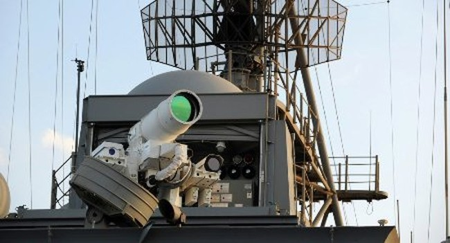 """Mỹ """"ấp ủ"""" vũ khí có sức hủy diệt hơn cả tên lửa - ảnh 1"""