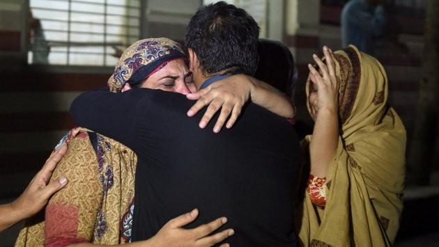 Nắng nóng thiêu đốt, 570 người Pakistan chết - ảnh 7