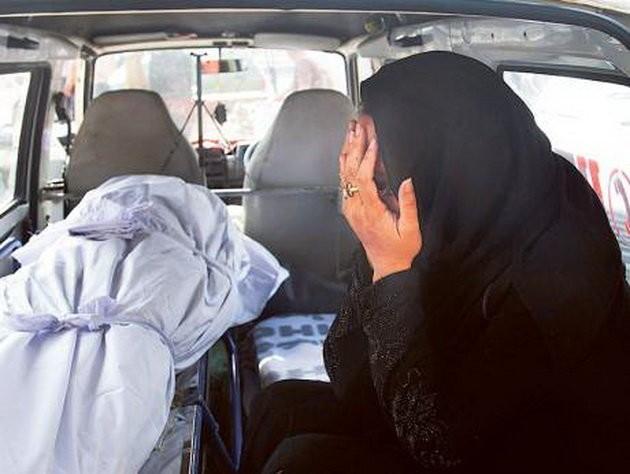 Nắng nóng thiêu đốt, 570 người Pakistan chết - ảnh 8