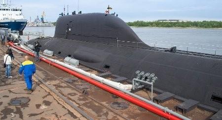 Nga phát triển tàu ngầm hạt nhân đa dụng tối tân nhất - ảnh 1
