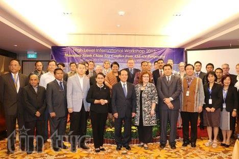 Hòa bình, an ninh ở Biển Đông là cơ sở phát triển thịnh vượng khu vực  - ảnh 2