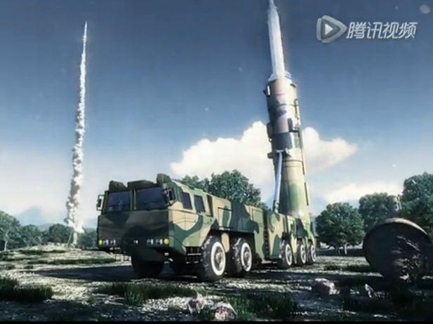 Trung Quốc tung video tấn công giả định căn cứ Mỹ - ảnh 1