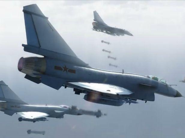 Trung Quốc tung video tấn công giả định căn cứ Mỹ - ảnh 4